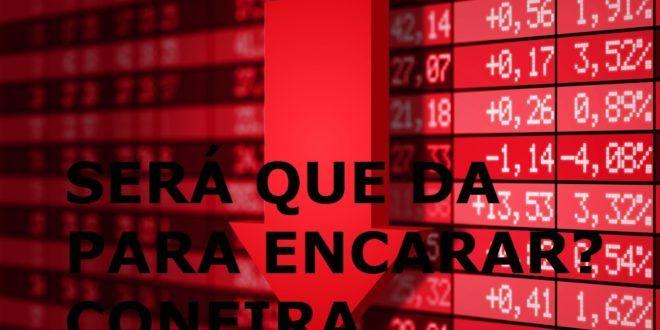 Como proceder durante a queda na bolsa de valores